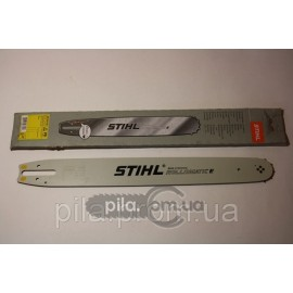 Шина Stihl 40 см для бензопилы Мотор Сич (копия)