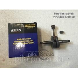 Коленвал EMAS для бензопил Husqvarna 340, 340e, 345, 345e