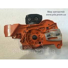 Двигатель RAPID для бензопил Husqvarna 365, 372 (под круглое колено карбюратора)