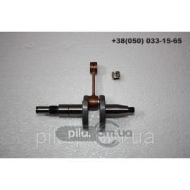 Коленвал RAPID для бензопил Stihl MS 170 (под палец 8 мм)