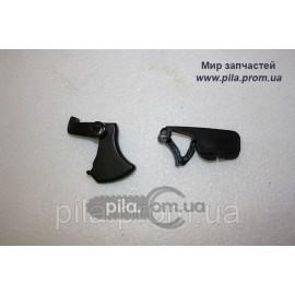 Курок газа (из 2-х частей) RAPID для бензопил Stihl MS 170