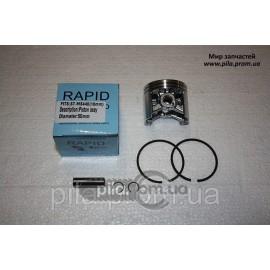 Поршень RAPID для бензопил Stihl MS 440, MS 044 (палец 10 мм)