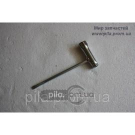 Ключ свечной (13х19) для бензопил Stihl MS 341, MS 361 (оригинал)
