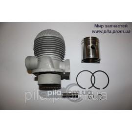 Цилиндр и поршень бензопилы Дружба СССР (48 мм)