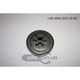 Звездочка привода цепи для бензопил Oleo-Mac GS 35, GS 350, GS 35C