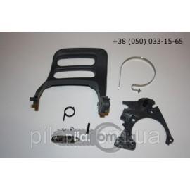 Рычаг тормоза цепи для бензопил Oleo-Mac GS 35, GS 350, GS 35C