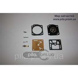 Ремкомплект карбюратора для бензопил Jonsered CS2141, CS2145, CS2150