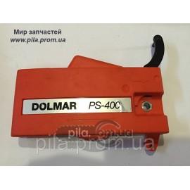 Крышка цепи для бензопил Dolmar PS 33, 330, 340, 341, 342, 400, 401, 410, 411, 100