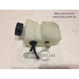 Бензобак со шлангом и сапуном для бензопил Efco 136, 140, 140 C
