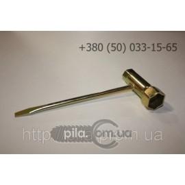 Ключ свечной (13х19) комбинированный