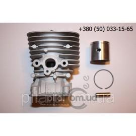 Цилиндр и поршень для мотокос Husqvarna 125L, 125R, 128L, 128R