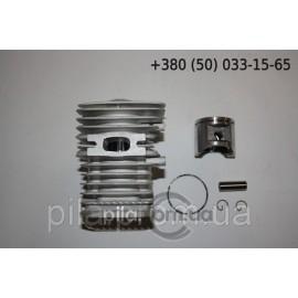 Цилиндр и поршень для мотокос Husqvarna 245R, 245RX