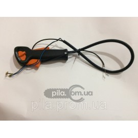 Ручка управления для мотокос Stihl FS 55 после 2012 г. в. (оригинал)